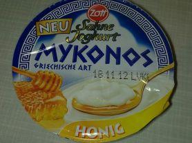 Zott Sahne Joghurt Mykonos, Honig | Hochgeladen von: Goofy83