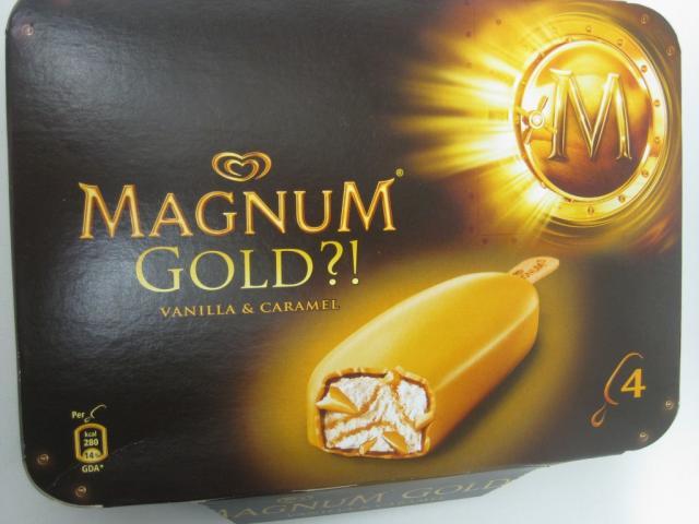 Langnese Magnum Gold