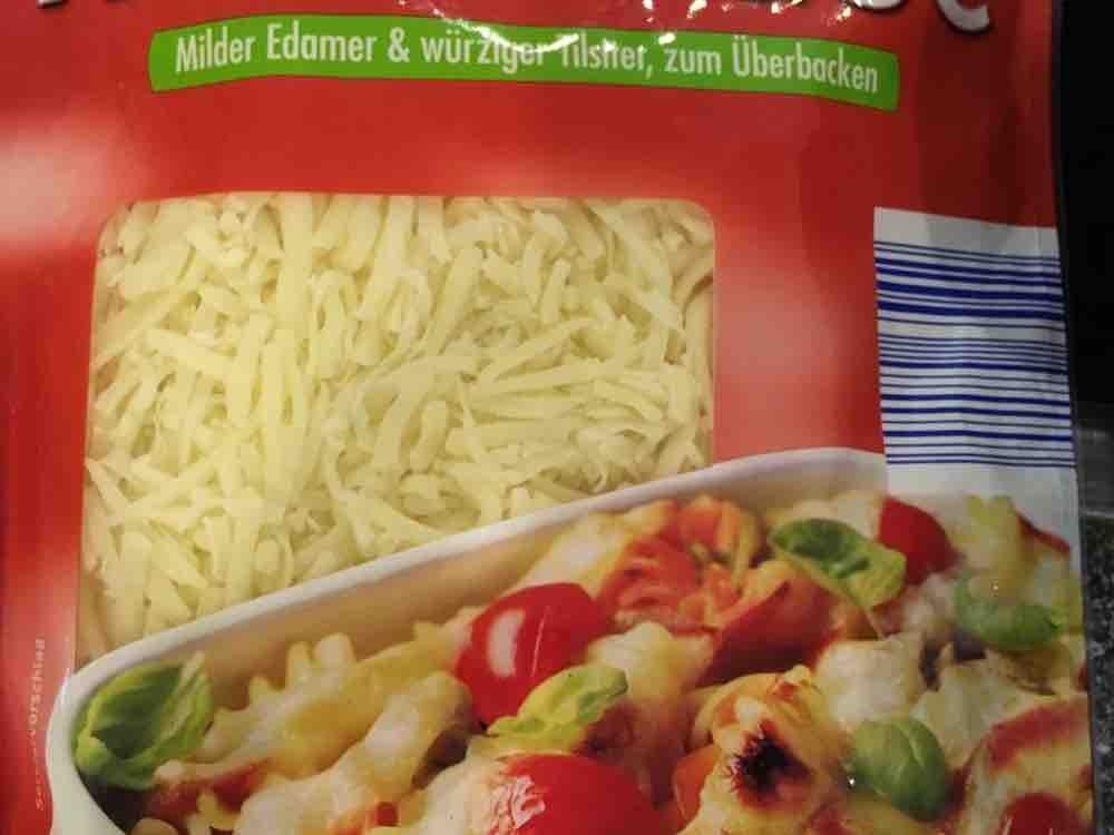 Reibekäse, Edamer & Tilsiter, zum Überbacken von suseklein697 | Hochgeladen von: suseklein697