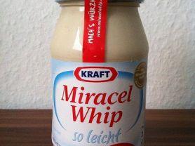 Miracel Whip, So leicht | Hochgeladen von: Annipuh