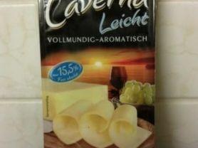 Caverna Leicht, Dänischer Schhnittkäse, vollmundig-aromatisc | Hochgeladen von: Guenni54