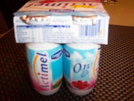 Actimel 0,1% Fett, Himbeere | Hochgeladen von: Nudelpeterle