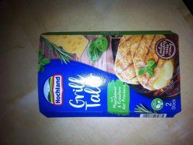 Vegetarischer Grill Käse mit Kräutern der Provence | Hochgeladen von: Sunnynimmtab