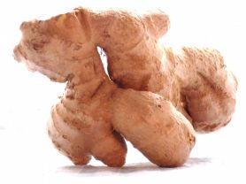 Raw ginger | Uploaded by: JuliFisch