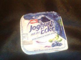 Joghurt mit der Ecke, Heidelbeere | Hochgeladen von: Seidenweberin