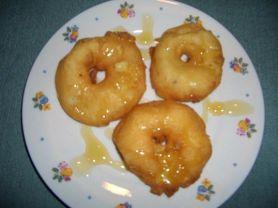 Apfelringe, gebacken | Hochgeladen von: Castiel