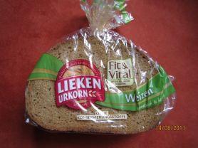 Fit & Vital, Weizenbrot   Hochgeladen von: Fritzmeister