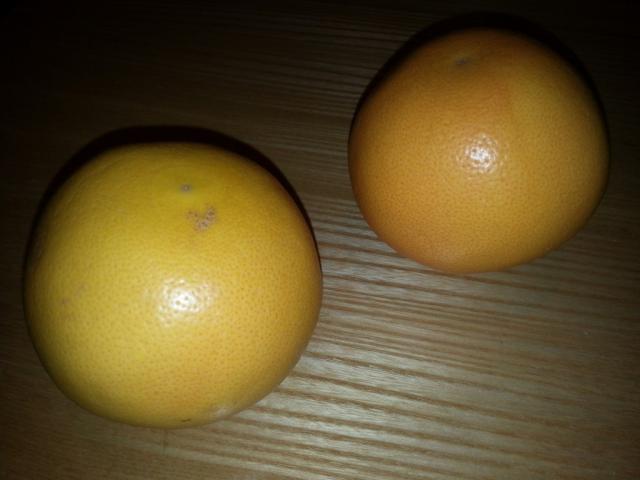 Grapefruit, frisch | Hochgeladen von: Misio