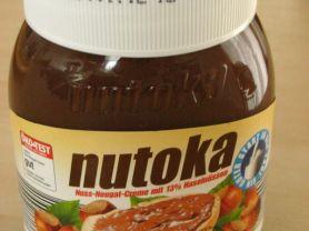 Nutoka, Nuss-Nougat-Creme   Hochgeladen von: Teecreme