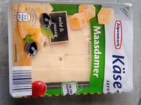Käse-Snack Maasdamer, Maasdamer | Hochgeladen von: enele