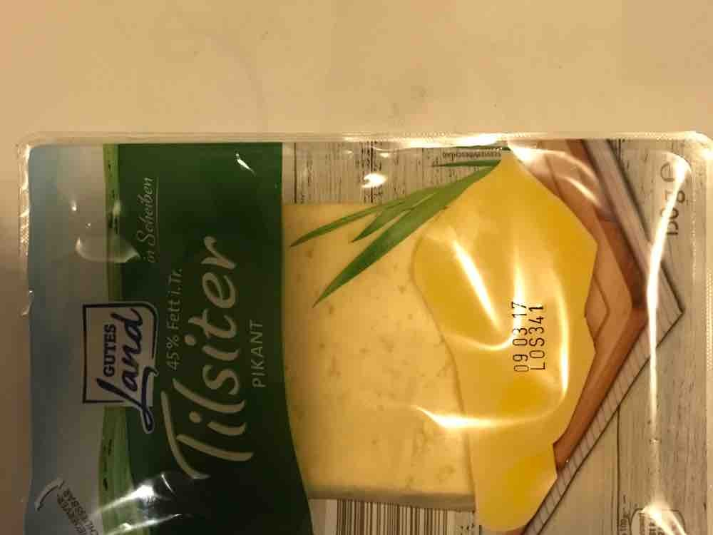 Tilsiter 45% Fett i. Tr. von LutzR | Hochgeladen von: LutzR