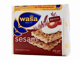 Wasa, Sesam | Foto: JuliFisch