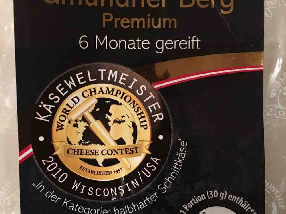 Gmundner Berg Premium, 6 Monate gereift von pepper0803 | Hochgeladen von: pepper0803