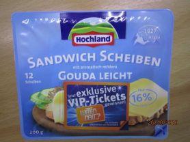 Sandwich Scheiben Gouda leicht | Hochgeladen von: Fritzmeister