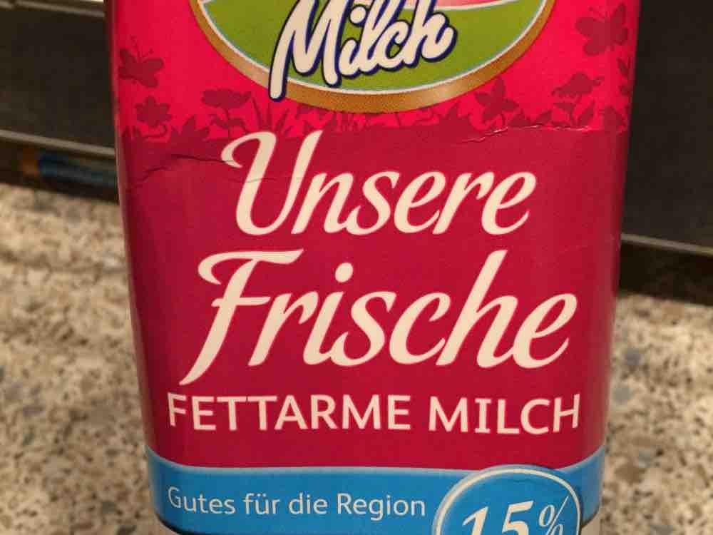 Frische fettarme Milch 1,5% Fett, nicht homogenisiert, pasteurisiert von Karschtn | Hochgeladen von: Karschtn