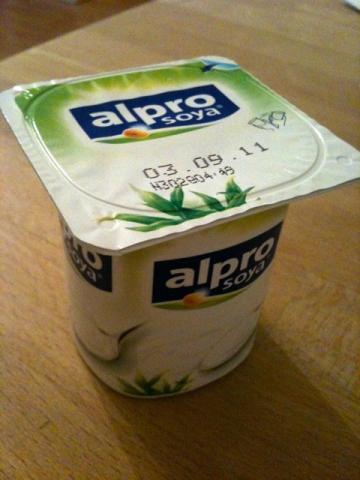 Soya Joghurt, Natur | Hochgeladen von: Tocil
