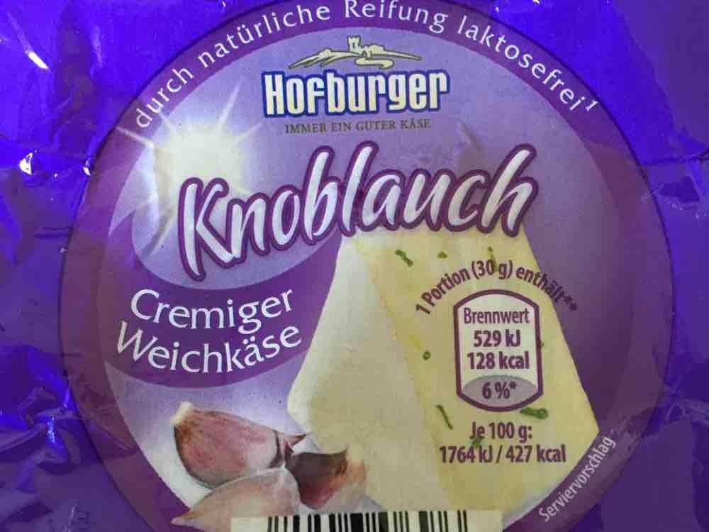 Cremiger Weichkäse, Knoblauch von mwob1480 | Hochgeladen von: mwob1480