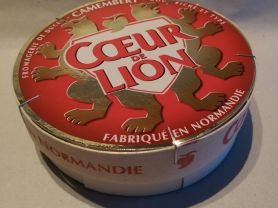 Coeur de Lion le Camembert from Normandy   Hochgeladen von: amadreiter