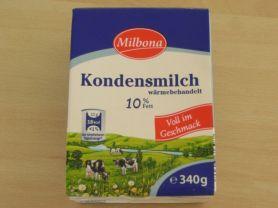 Kondensmilch 10% | Hochgeladen von: Teecreme
