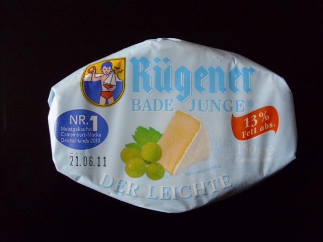 """Rügener Badejunge """"Der Leichte"""""""