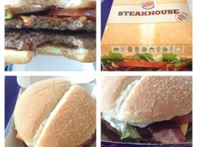 Double Steakhouse Burger | Hochgeladen von: Chivana