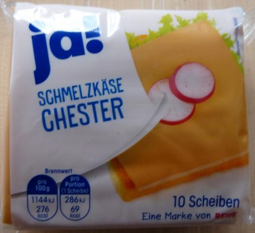 Chester Schmelzkäse, 45% Fett i. Tr. | Hochgeladen von: Garellos