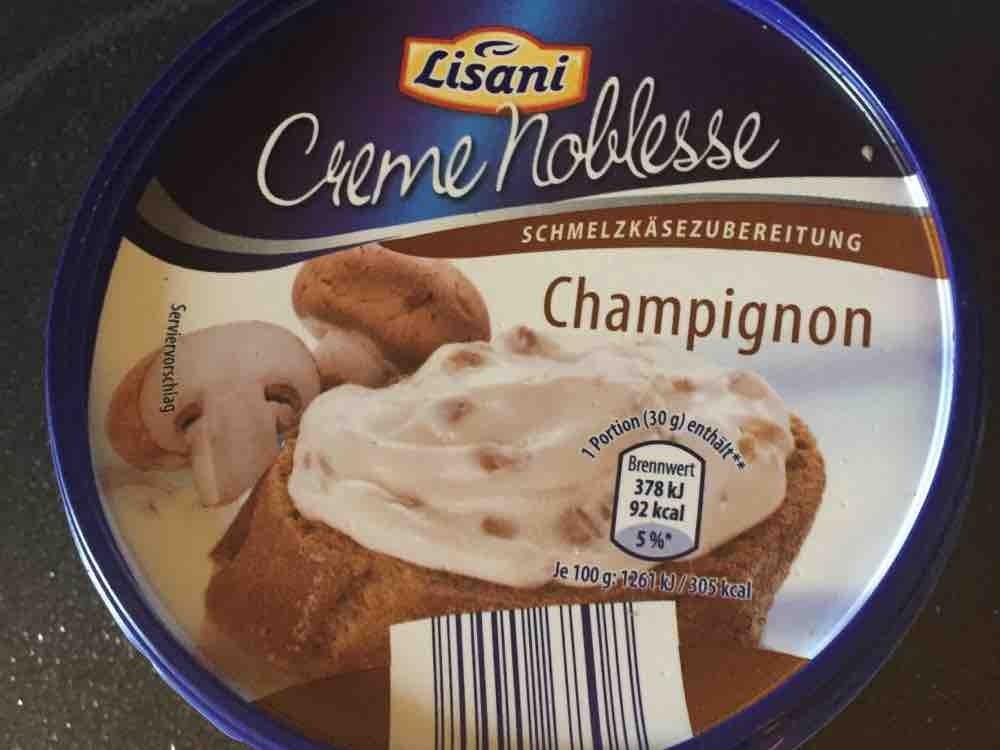 Creme Noblesse, Champignons von gundula.schollbach | Hochgeladen von: gundula.schollbach