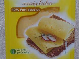 Well You Genießer Scheibe 10 %, nussig | Hochgeladen von: KittyKitKat