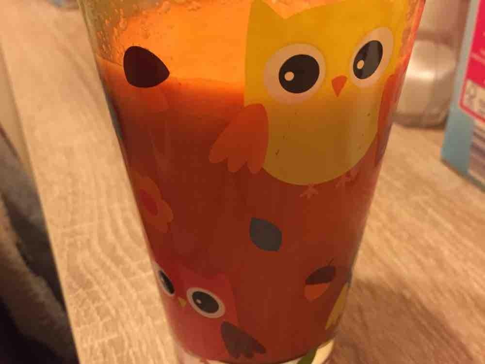 Frisch gepresster Saft, Apfel, Karotte von alexej | Hochgeladen von: alexej