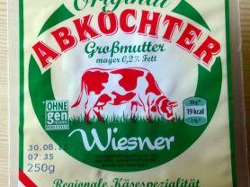 Abkochter, Großmutter Art, mager 0,2% Fett | Hochgeladen von: cairni