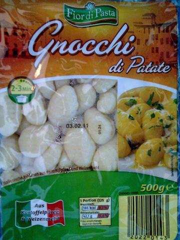 Fior di Pasta Gnocchi di Patate 500 g
