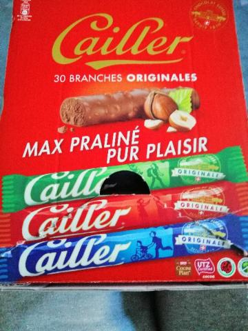 Cailler Branche 23g von Tenmanya   Hochgeladen von: Tenmanya