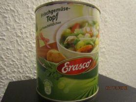 Erasco Frischgemüse Topf | Hochgeladen von: Fritzmeister