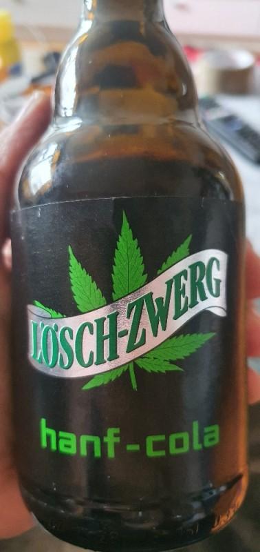 Löschzwerg  Hanf -Cola von Simsala   Hochgeladen von: Simsala