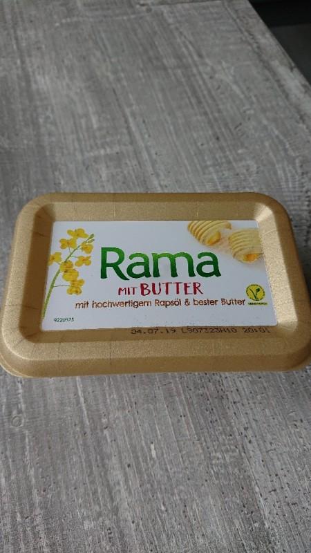 Rama, mit Butter von catherine | Hochgeladen von: catherine