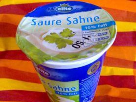 Saure Sahne, 10 % Fett | Hochgeladen von: Barockengel