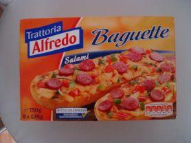 Pizza Baguette Kalorien