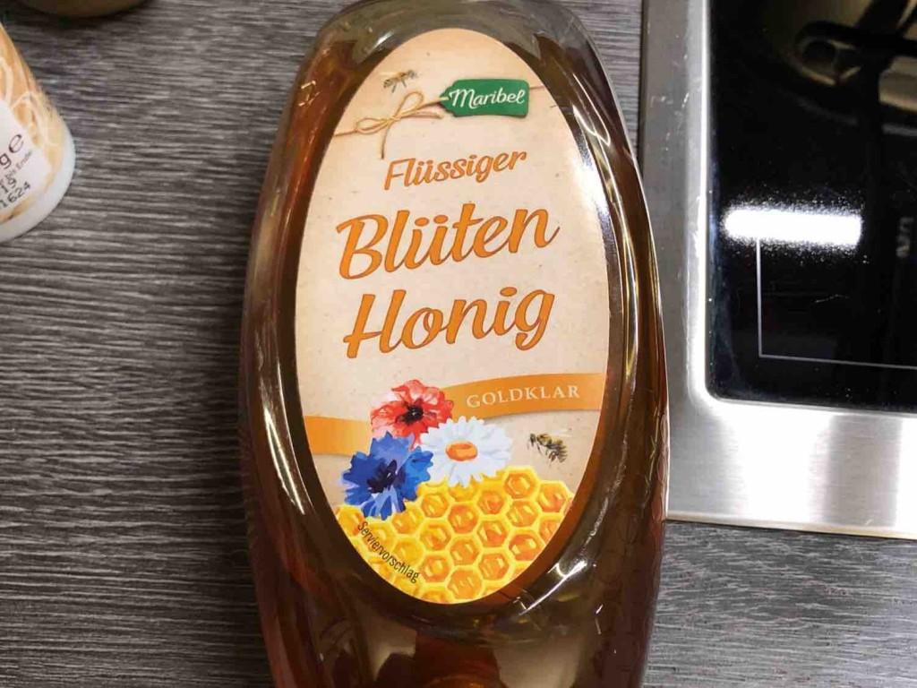 Blütenhonig, goldklar von Kriebiden   Hochgeladen von: Kriebiden