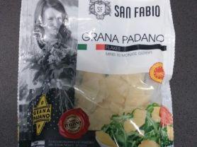 Grana Padano Flakes, gehobelt Parmesan   Hochgeladen von: TimmTimm