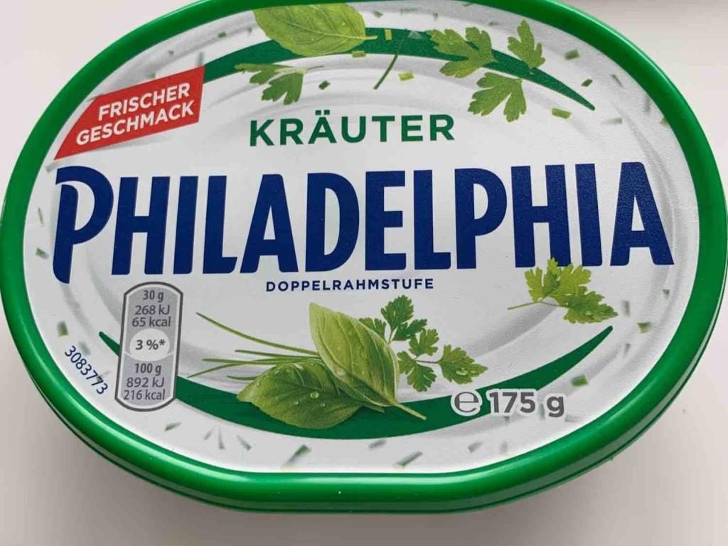 Kräuter Philadelphia, doppelrahmstufe von Darry   Hochgeladen von: Darry
