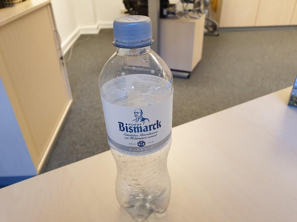 Mineralwasser Fürst Bismarck Classic von AKirstin | Hochgeladen von: AKirstin