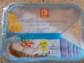 Frischkäsezubereitung light, wärmebehandelt, Magerstufe | Hochgeladen von: Pummelfloh