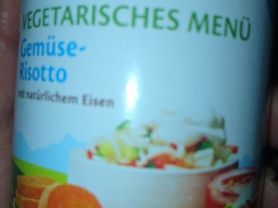 HIPP Vegetarisches Menü Gemüse Risotto | Hochgeladen von: Vivcsy