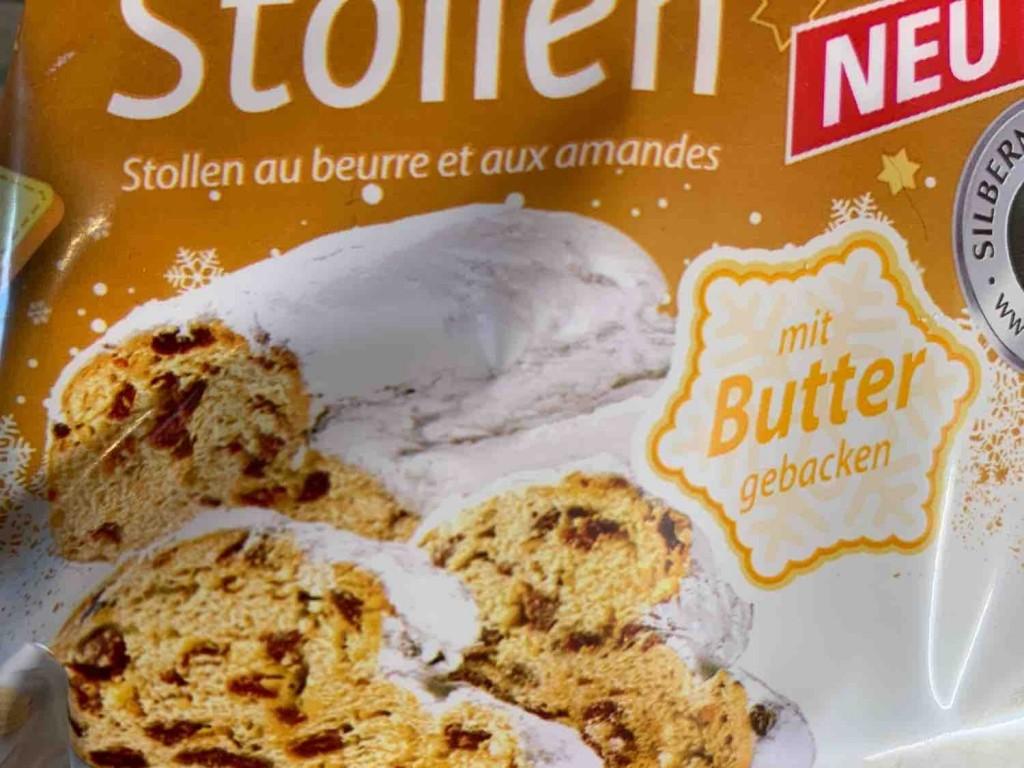 Butter-Mandel-Stollen von golfmaus | Hochgeladen von: golfmaus