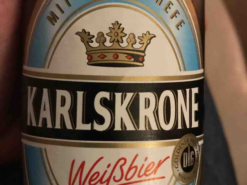 Karlskrone Weissbier, Naturtrübe von Thomeat | Hochgeladen von: Thomeat