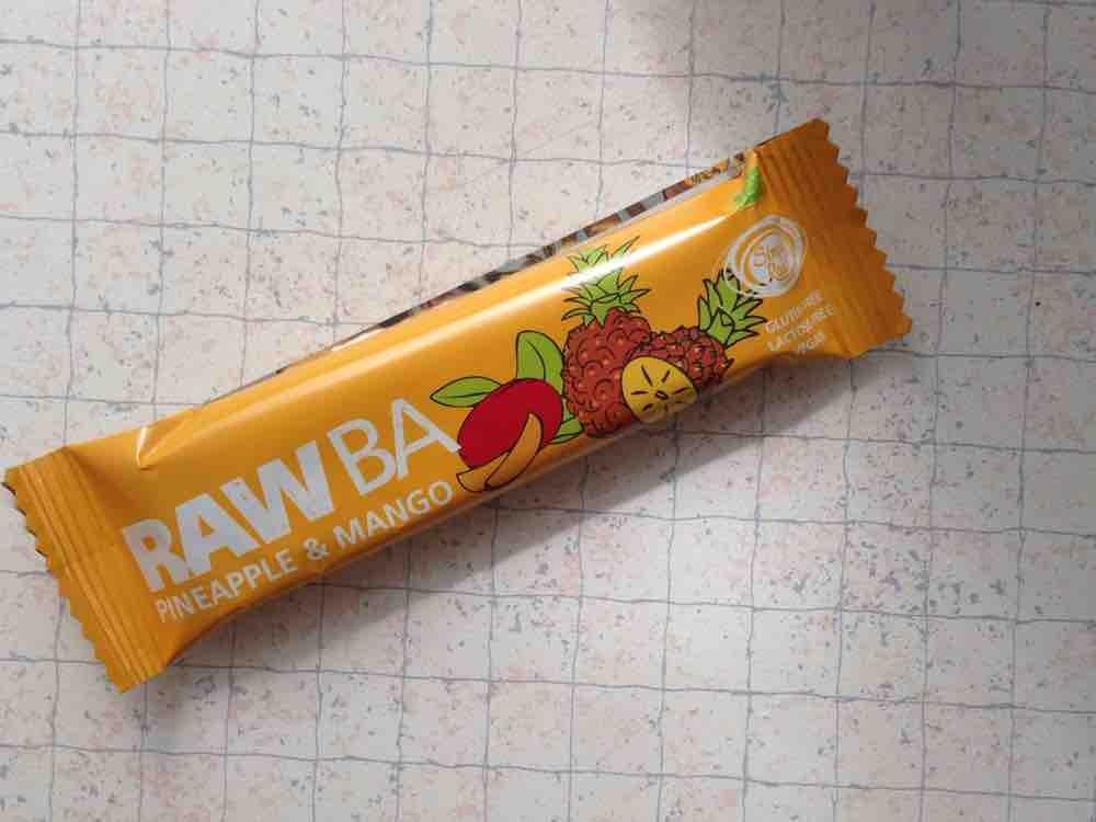 Rawba Pineapple & Mango von Eva Schokolade | Hochgeladen von: Eva Schokolade