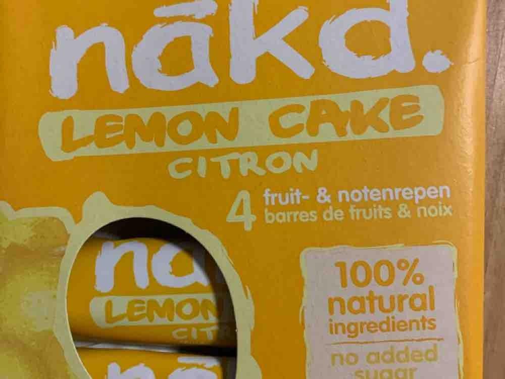 Lemon cake von Joe16   Hochgeladen von: Joe16