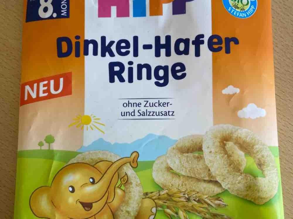 Dinkel-Hafer Ringe von sasasonne   Hochgeladen von: sasasonne