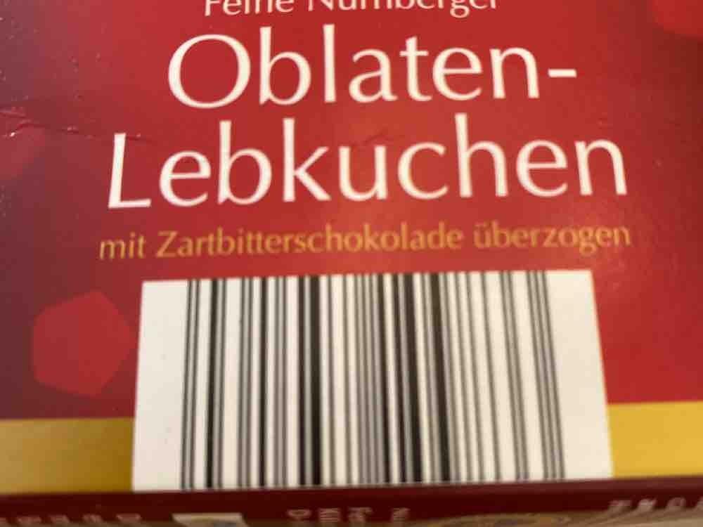 Oblaten-Lebkuchen von danielarichter218   Hochgeladen von: danielarichter218