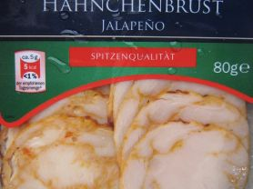 Gebackene Hähnchenbrust, Jalapeo   Hochgeladen von: malufi89